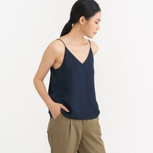 Silk v neck camisole- Might sell soon!